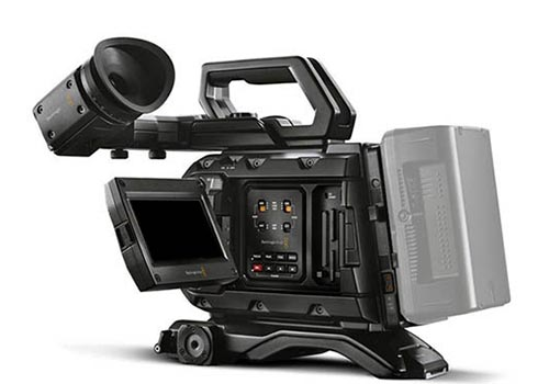 Kamera Blackmagic URSA Mini Pro 4.6
