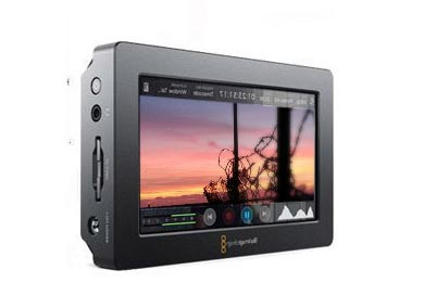 Monitor Blackmagic Video Assist